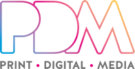 Print Digital Media Logo
